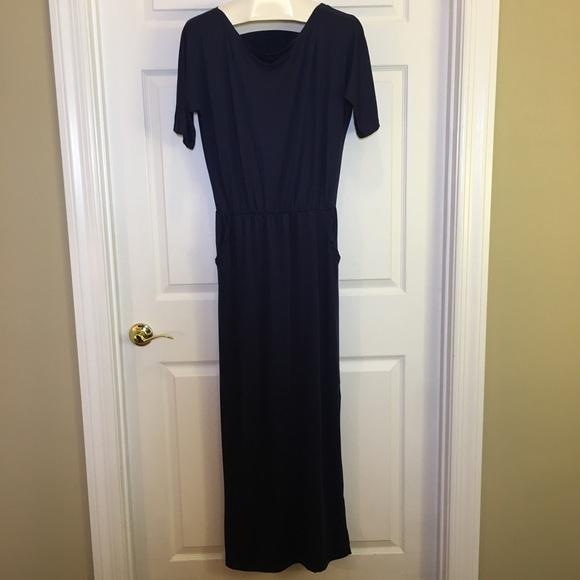 Overmal Dresses & Skirts - Overmal Short Sleeved Maxi Dress